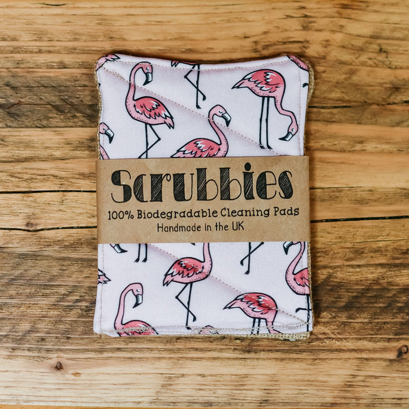 Scrubbies plastic free cleaning