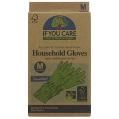 If you care Latex House Gloves
