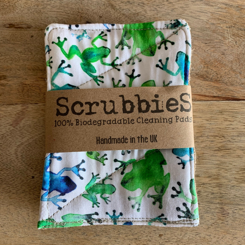 Scrubbies cleaning cloths