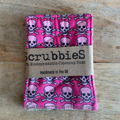 Two pack of Scrubbies