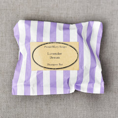 Lavender Dream Shampoo Bar