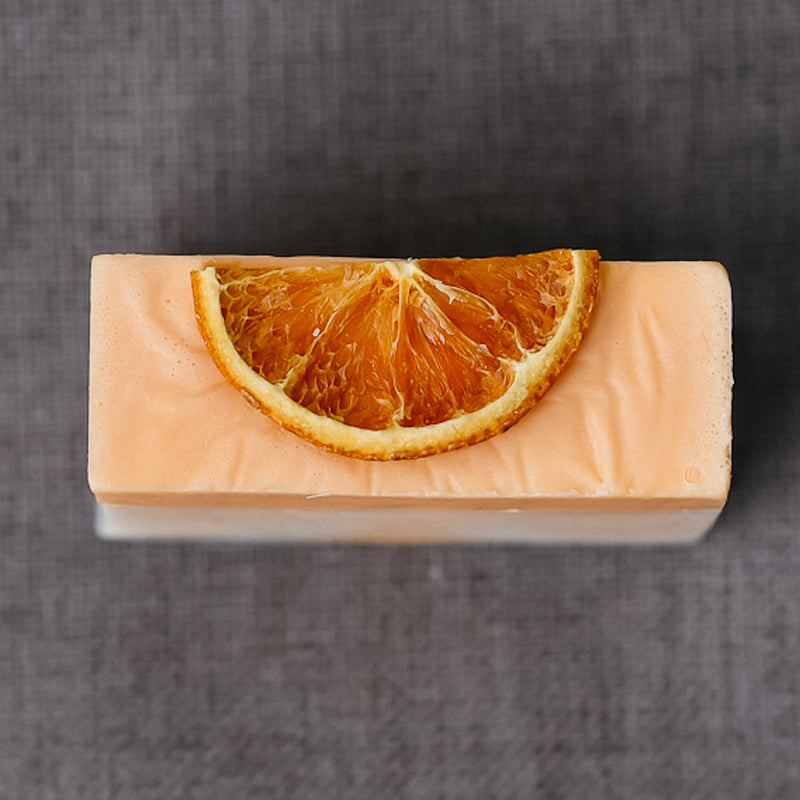 Scented goats milk soap bar