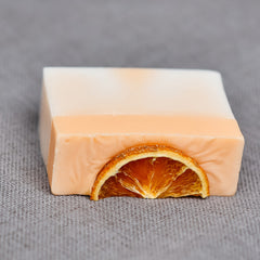 Sweet Orange & Nag Champa Body Soap