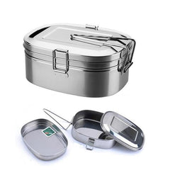 Stainless Steel Lunch tin