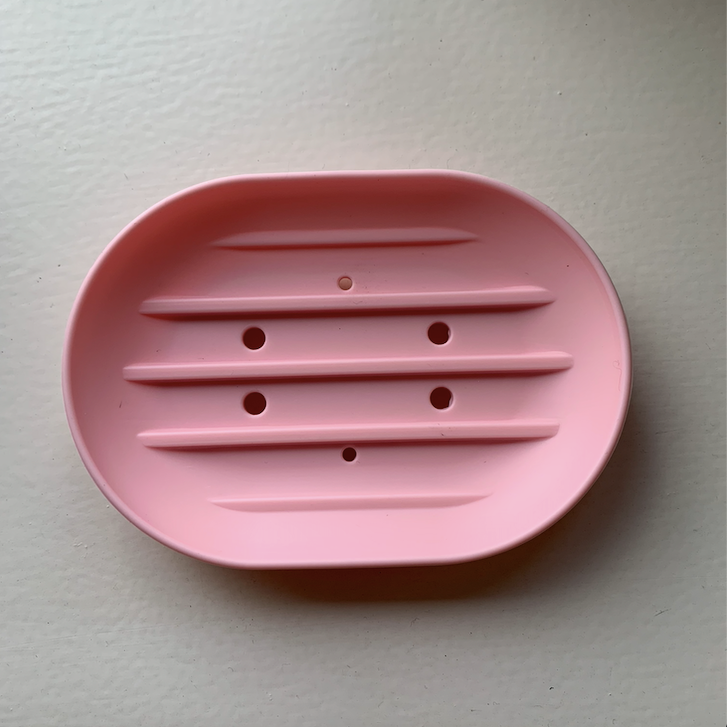 Mould resistant soap dish