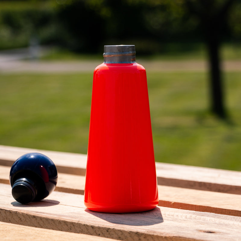 Skittle water bottle