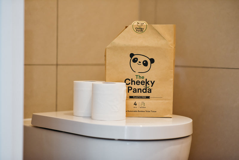 zero waste eco friendly toilet tissue
