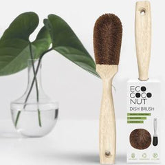 Eco coconut dish brush