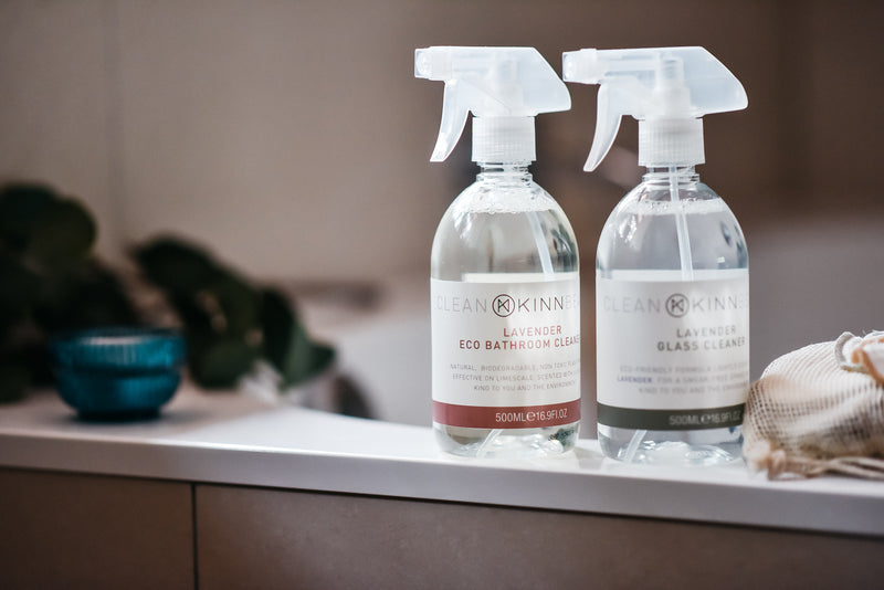 eco-friendly glass cleaner