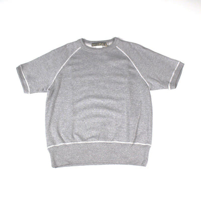 HAVERSACK 40/2 Fleecy Stich Shirt TOP GREY