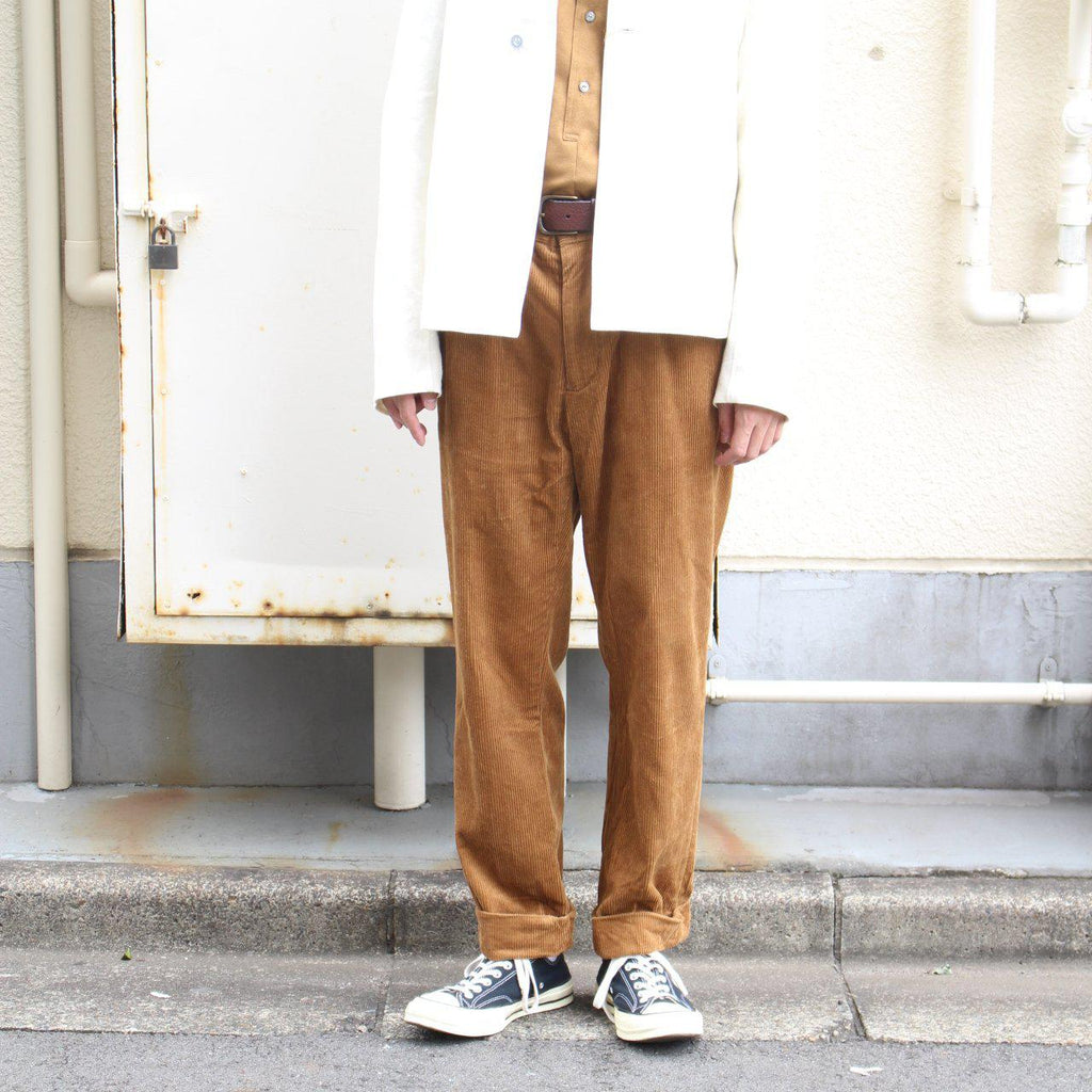 ENGINEERED GARMENTS Andover Pant - 8W Corduroy - BOROPBY