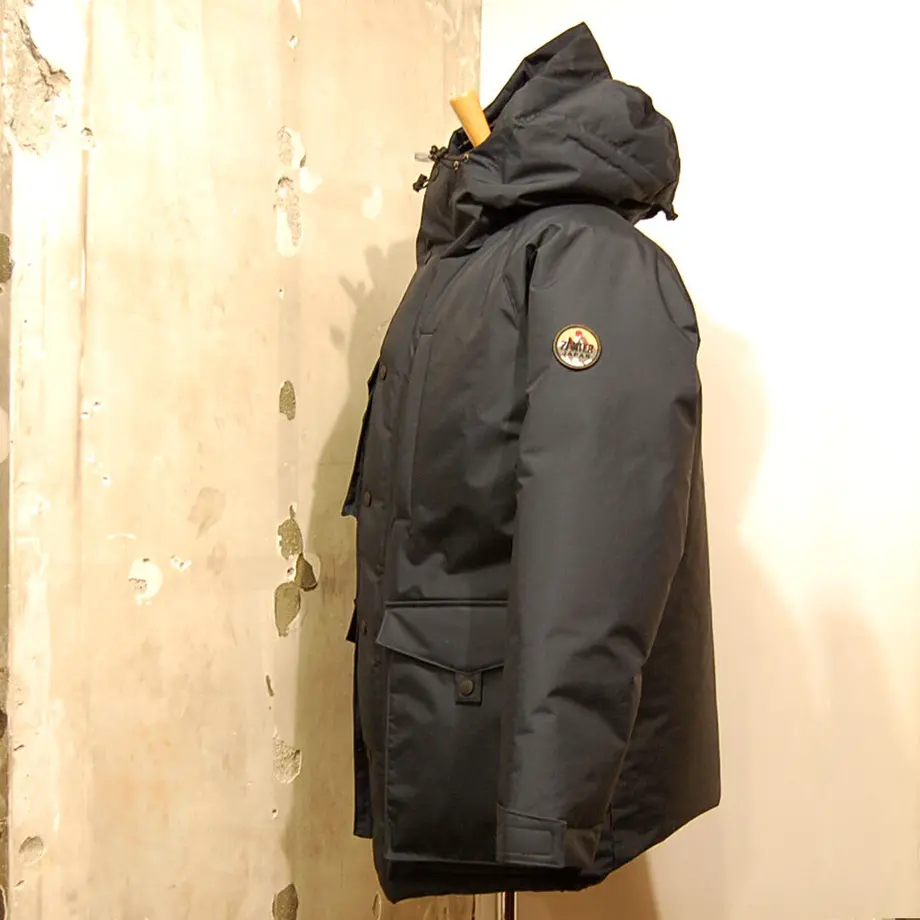 ZANTER JAPAN Down Parka JP