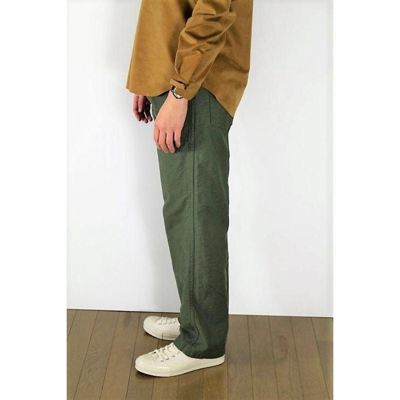 orSlow US ARMY FATIGUE PANTS - BOROPBY