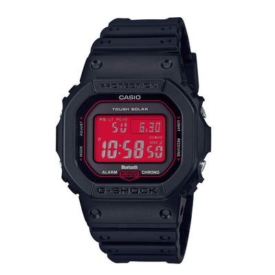 CASIO G-SHOCK Black and Red Series GW-B5600AR-1JF