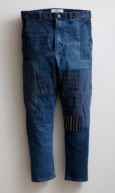 FDMTL CROPPED BORO DENIM 2YR
