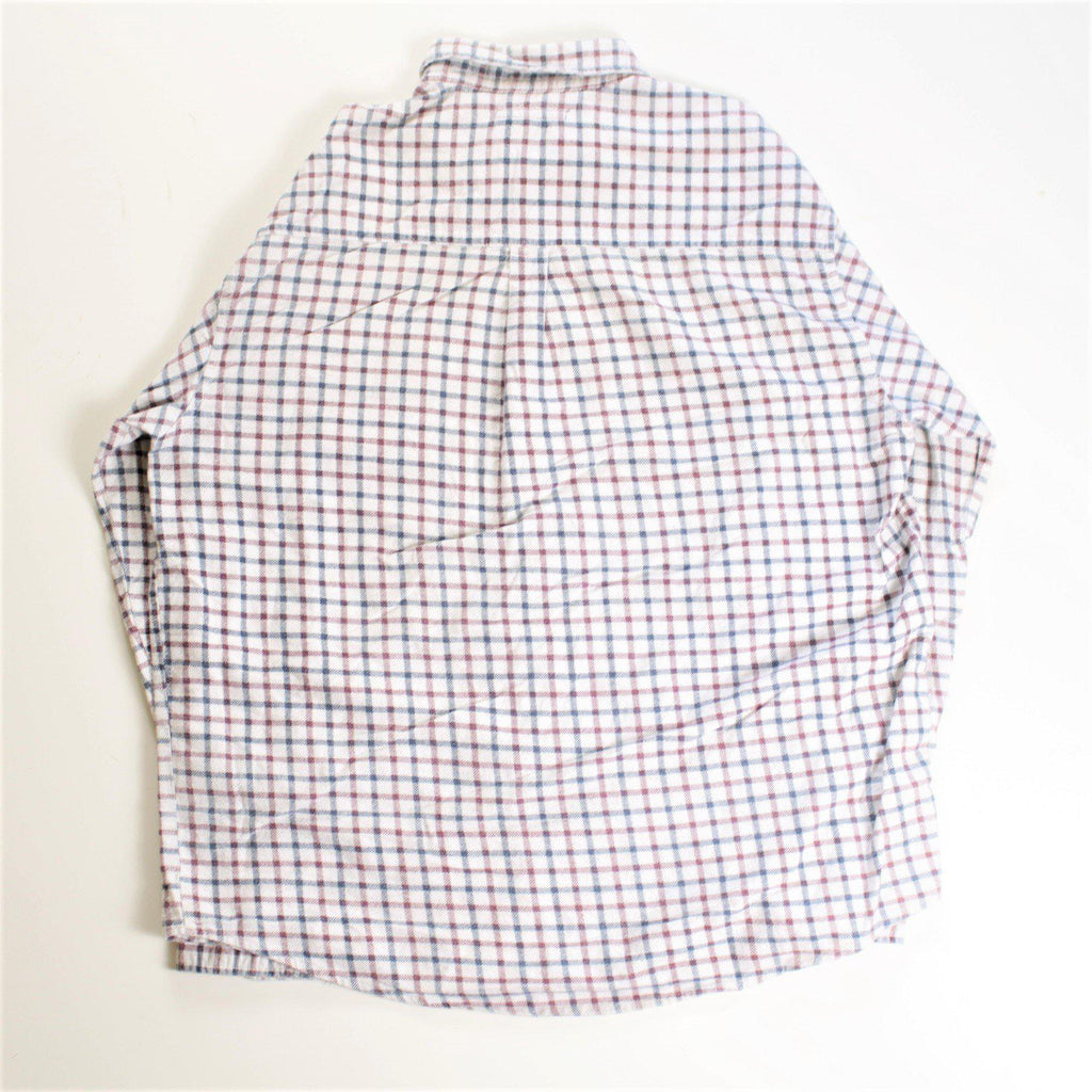 Rebuild by Needles Flannel Shirt -> Ribbon Shirt L - BOROPBY