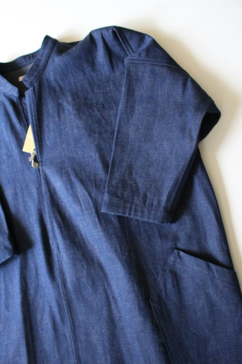 HAVERSACK 9.5 oz Denim Dress - BOROPBY