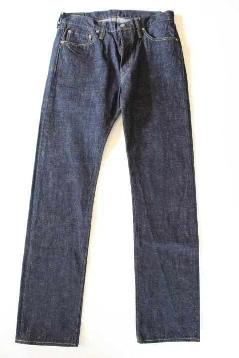 SUGAR CANE 12oz. Denim 1947 Model Type-3 SLIM FIT - BOROPBY