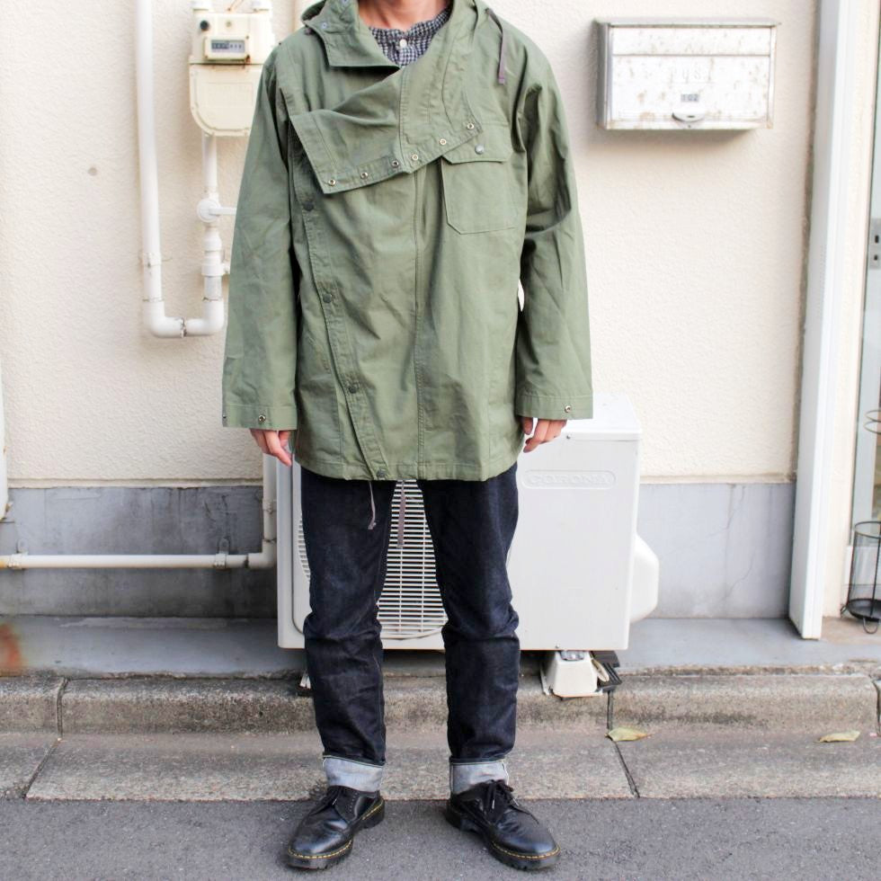 ENGINEERED GARMENTS Sonor Shirt Jacket - Cotton Ripstop - BOROPBY
