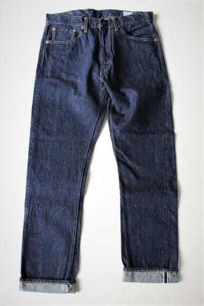 orSlow IVY FIT DENIM 107 One Wash