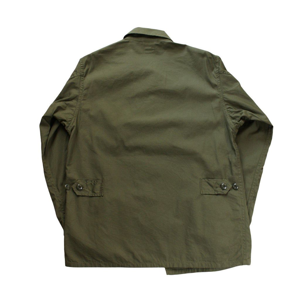 Buzz Rickson's Coat, Man's, Combat Tropical - BOROPBY