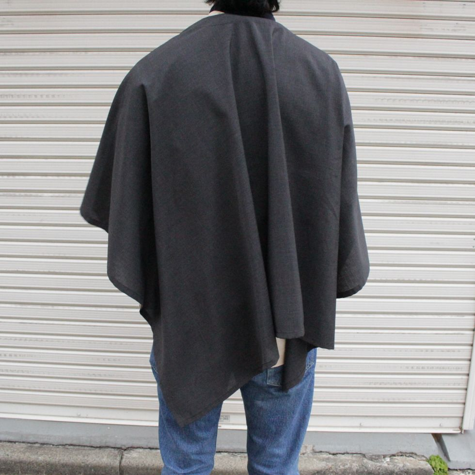ENGINEERED GARMENTS Button Stole - Tropical Wool - BOROPBY
