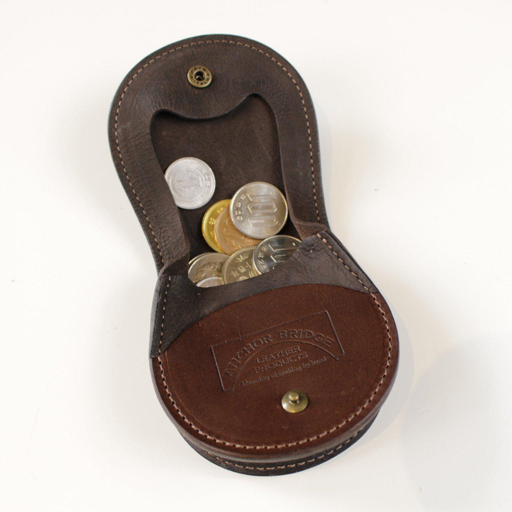 ANCHOR BRIDGE Cartridge Coin Case Kudu - BOROPBY