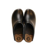 TROENTORP Swedish Clog - Plain Toe / Smooth - BOROPBY