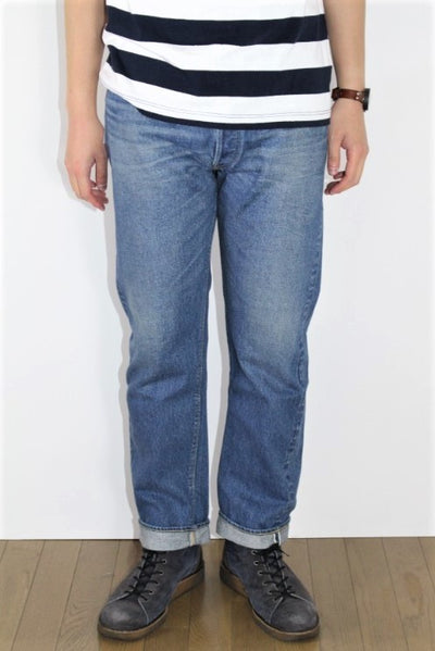 orSlow STANDARD DENIM 105 2Year Wash
