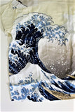 "SUN SURF x HOKUSAI HAWAIIAN SHIRT ""The Great Wave off Kanagawa"" - BOROPBY"