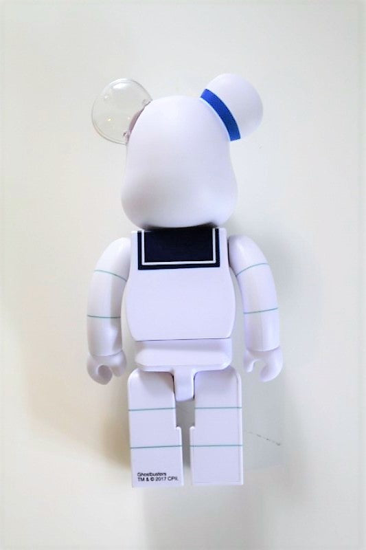 BE@RBRICK STAY PUFT MARSHMALLOW MAN 400% - BOROPBY