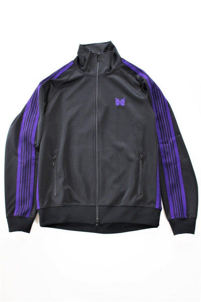 NEEDLES Track Jacket - Poly Smooth