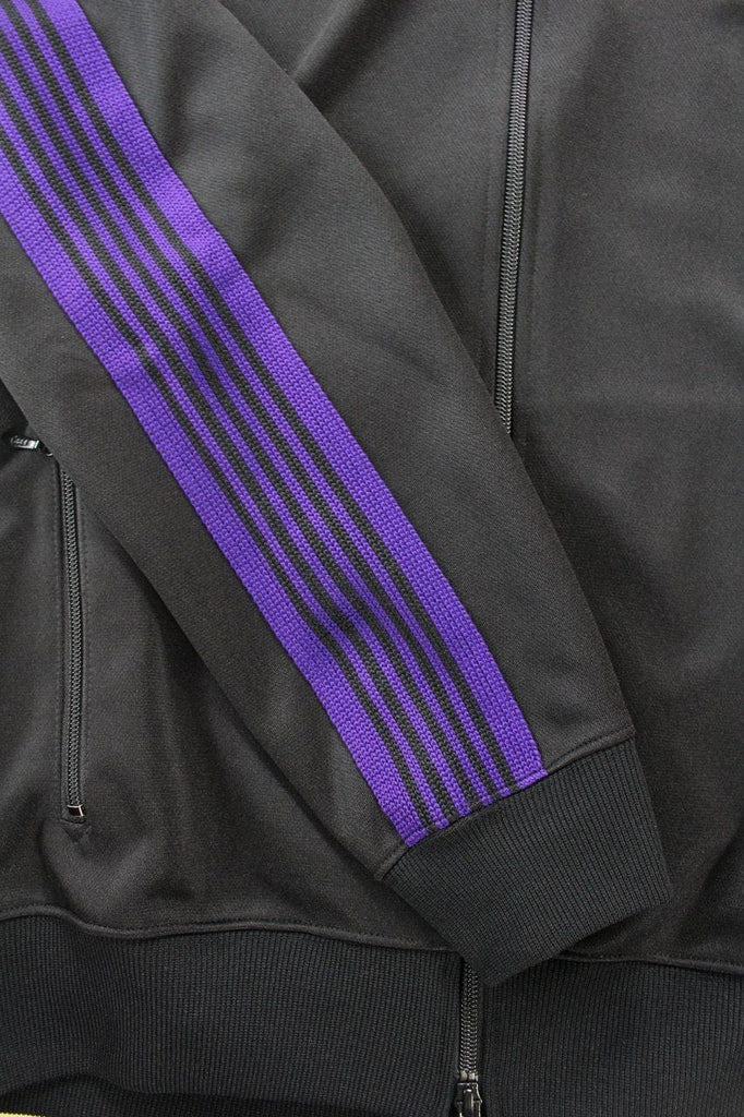 NEEDLES Track Jacket - Poly Smooth - BOROPBY
