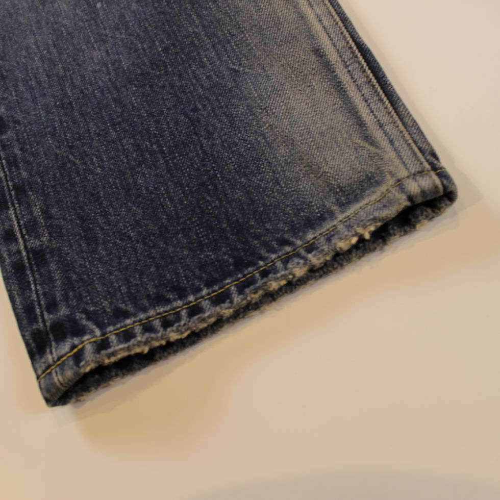 FDMTL Regular Straight Denim CS66 - BOROPBY