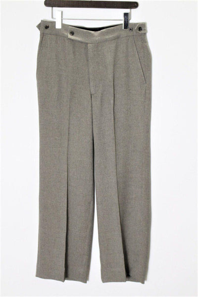 NEEDLES Side Tab Trouser - Poly Elastic Twill