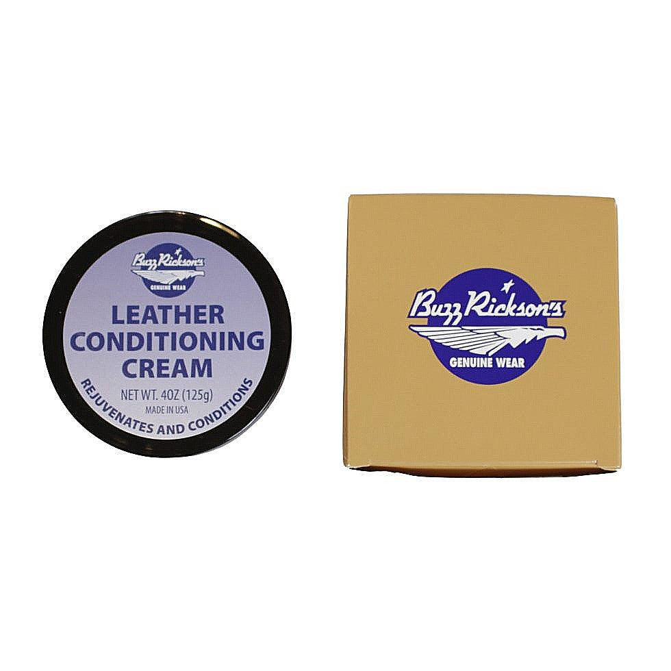 Buzz Rickson's Original Leather Conditioning Cream - BOROPBY