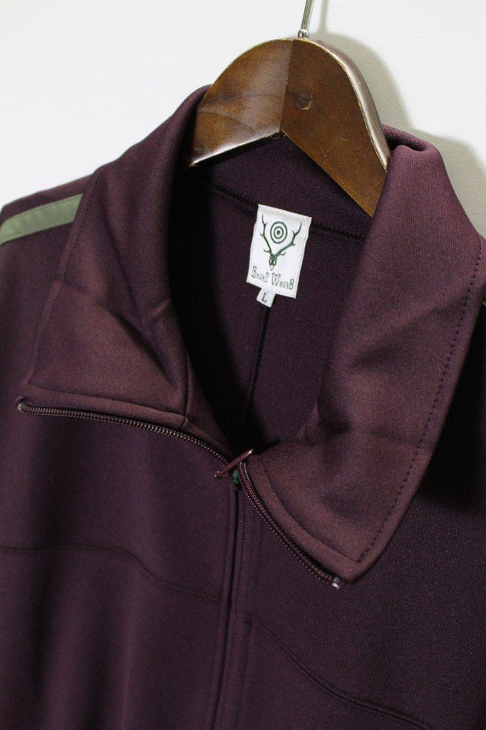 SOUTH2 WEST8 Trainer Jacket - Poly Smooth - BOROPBY
