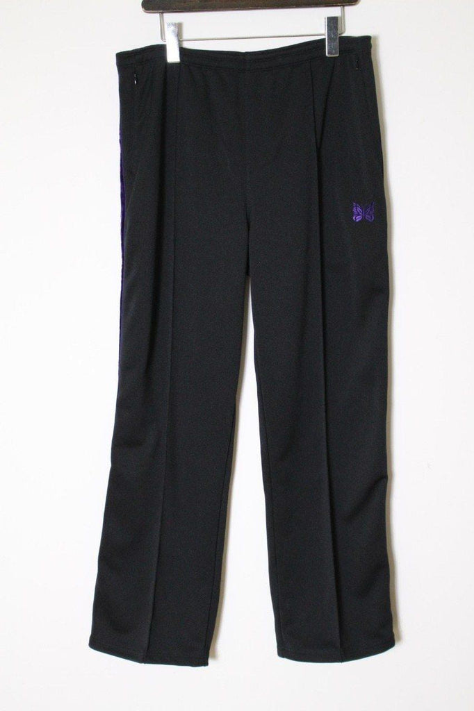 NEEDLES SIDE LINE CENTER SEAM PANT - BOROPBY