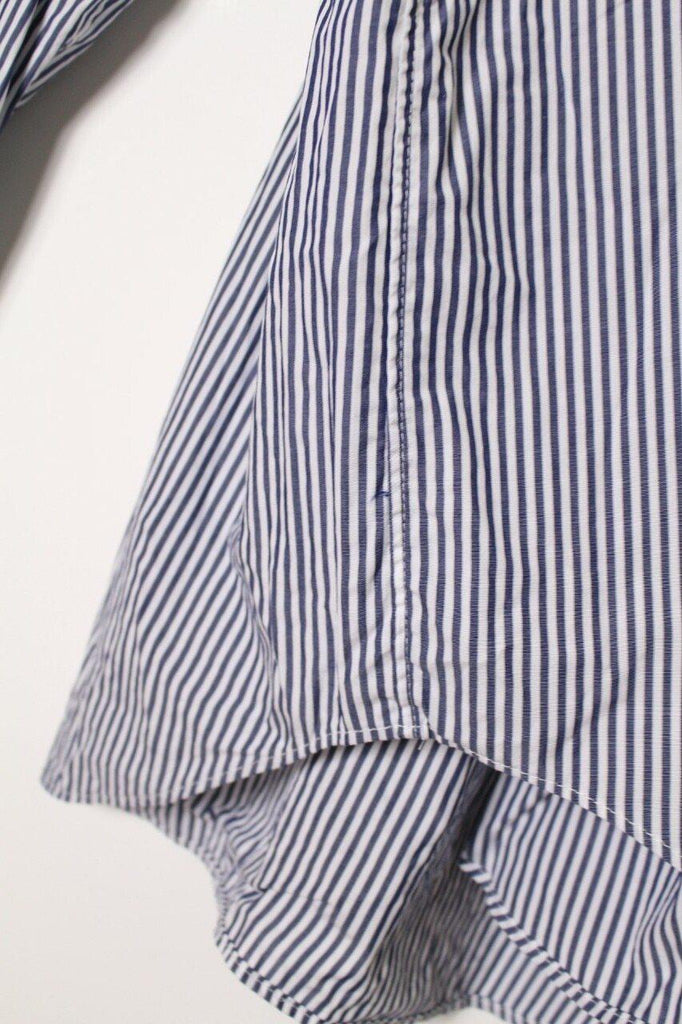 ENGINEERED GARMENTS SHORT COLLAR SHIRT - BENGAL ST. BROADCLOTH - BOROPBY