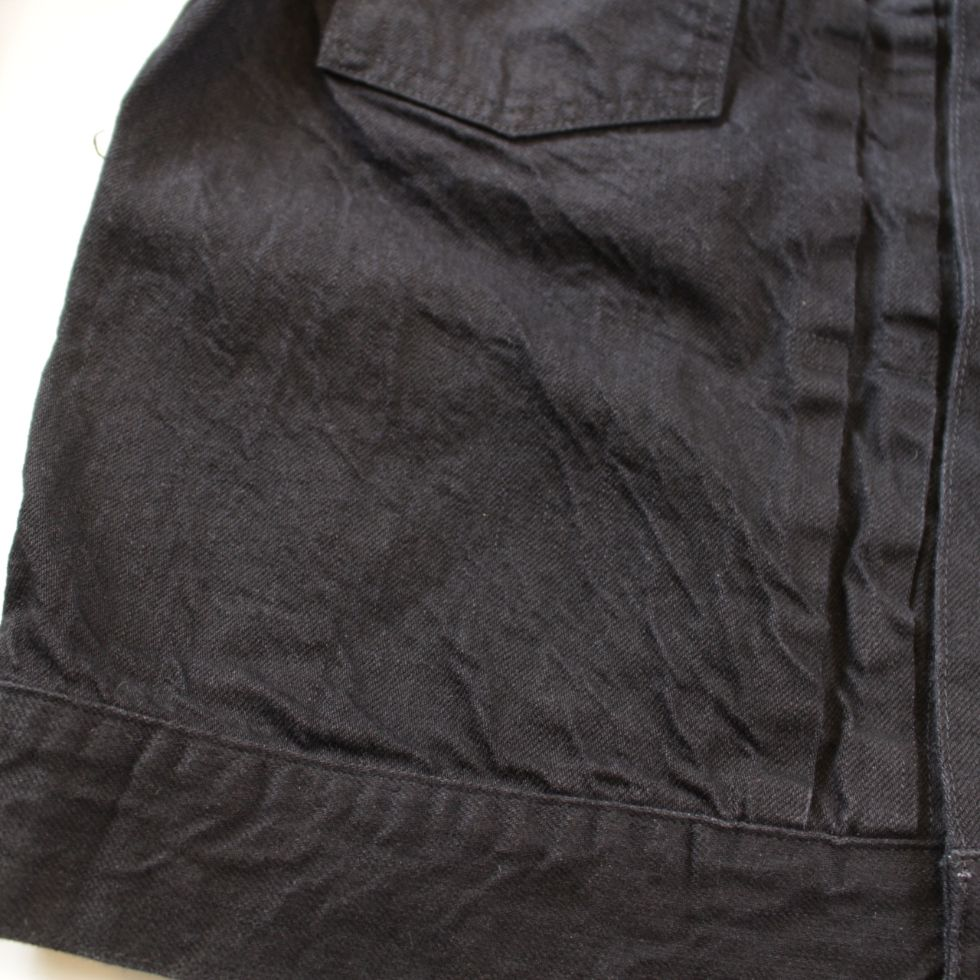 SUGAR CANE 13oz. Black Denim 1953