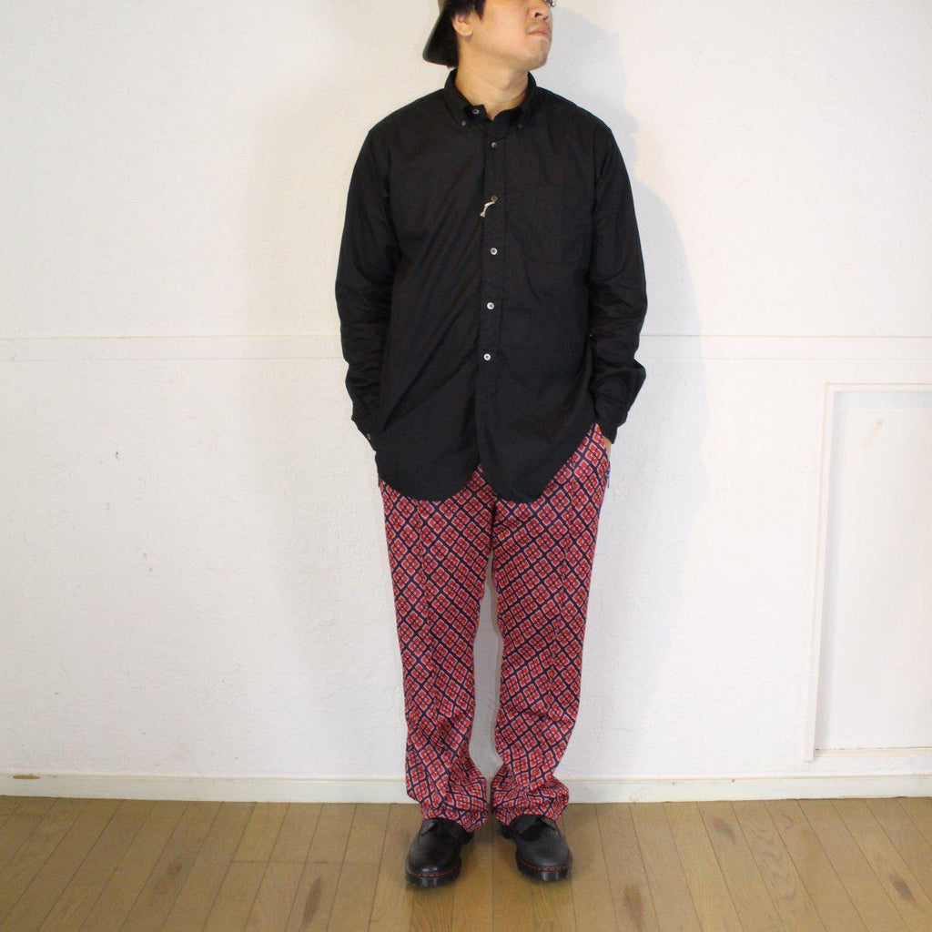 ENGINEERED GARMENTS 19th BD Shirt-100's Broadcloth - BOROPBY