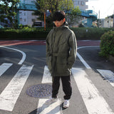 ENGINEERED GARMENTS Field Parka-Double Cloth - BOROPBY