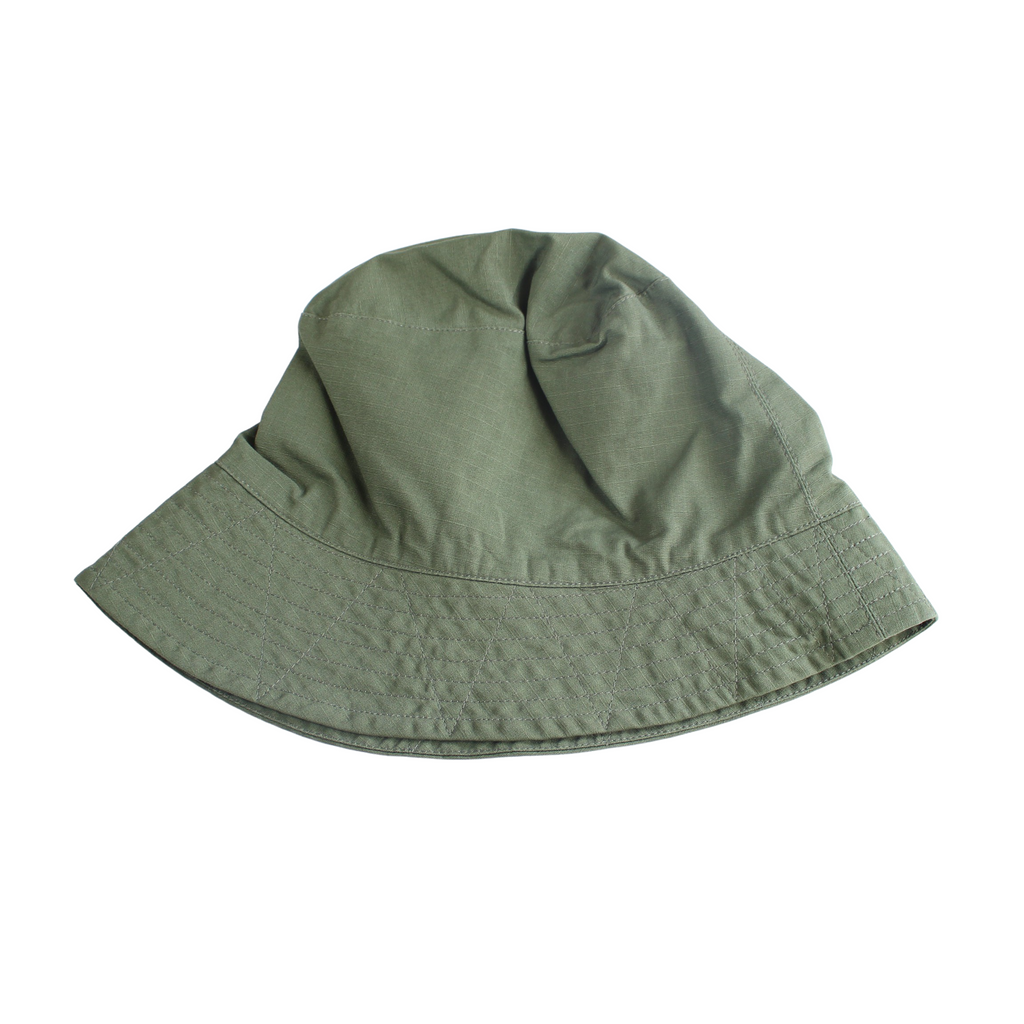ENGINEERED GARMENTS Bucket Hat - Cotton Ripstop