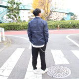ENGINEERED GARMENTS Bedford Jacket - 8oz Cone Denim