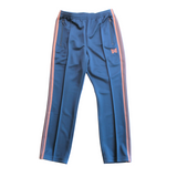 NEEDLES Narrow Track Pant - Poly Smoth