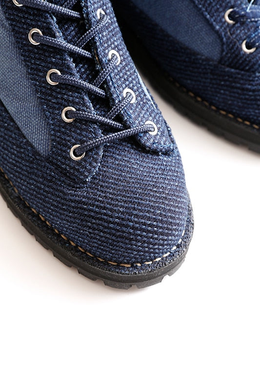 FDMTL DANNER LIGHT INDIGO WASHED - BOROPBY