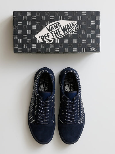"VANS x FDMTL OLD SKOOL 3rd Season ""THE NAVY COLLECTION"""