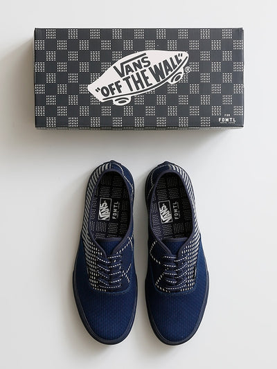 "VANS x FDMTL AUTHENTIC 3rd Season ""THE NAVY COLLECTION"""
