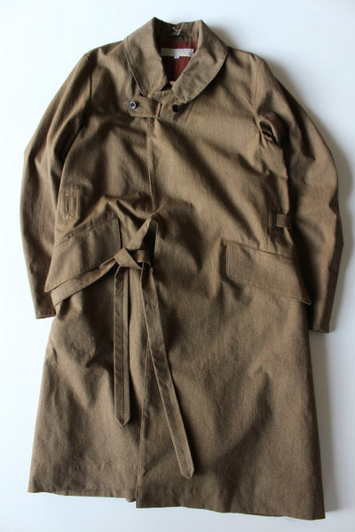HAVERSACK Grandrelle Twist  Robe Coat
