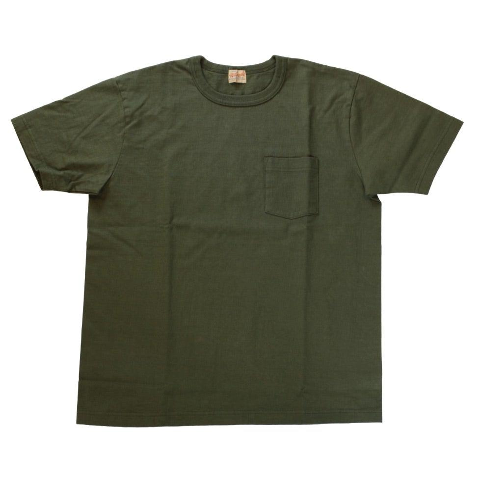 WHITESVILLE 14/ S/S Pocket T-shirt - BOROPBY